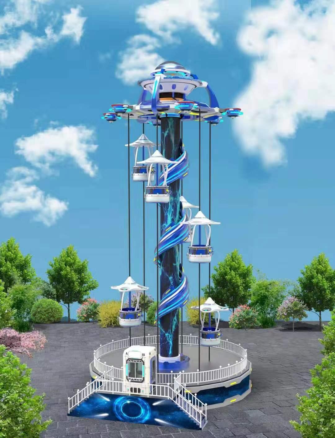 星际观光塔