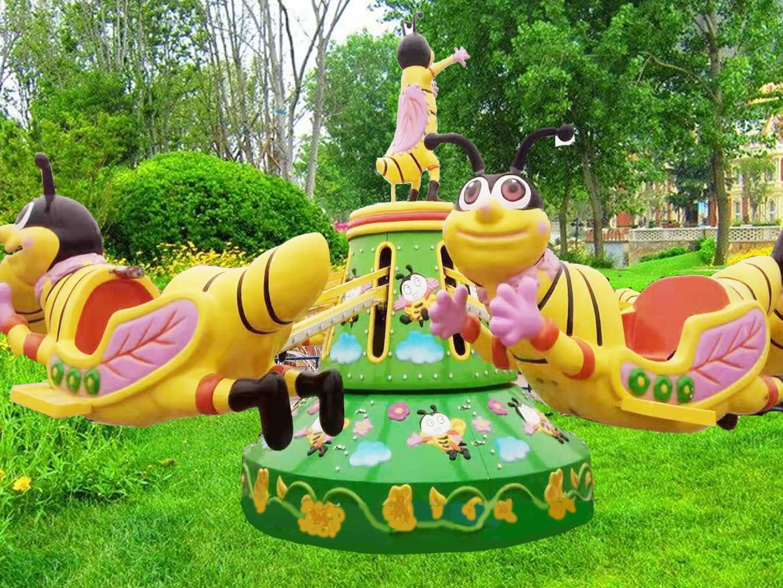 快乐小蜜蜂